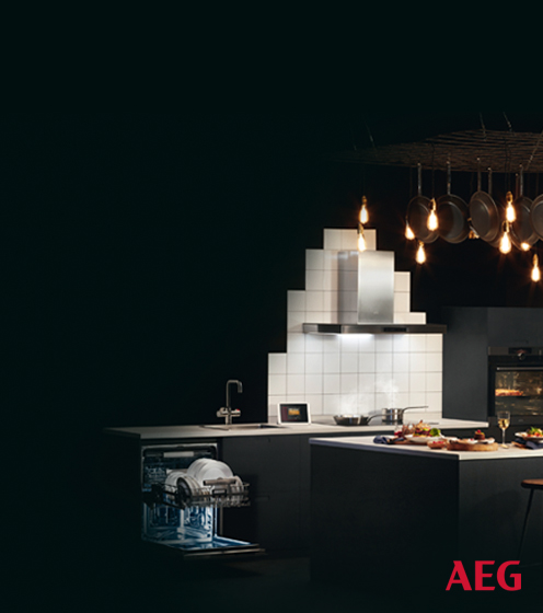AEG Kitchen Launch