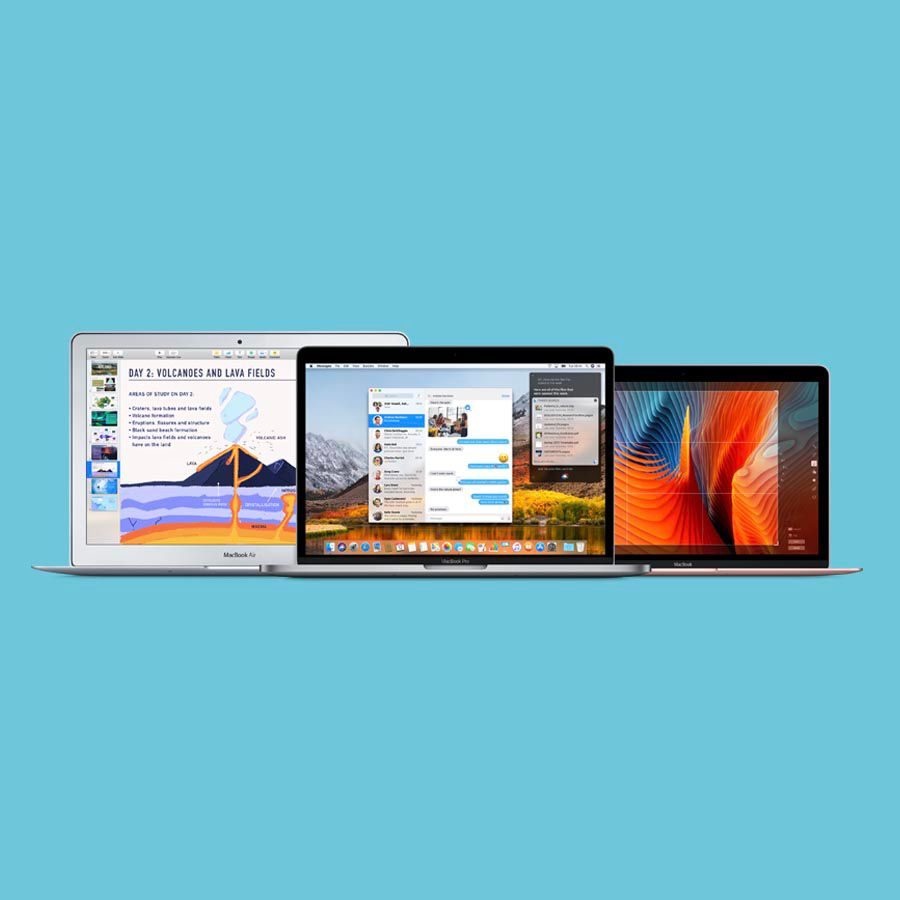 Apple back to school: Macbook category