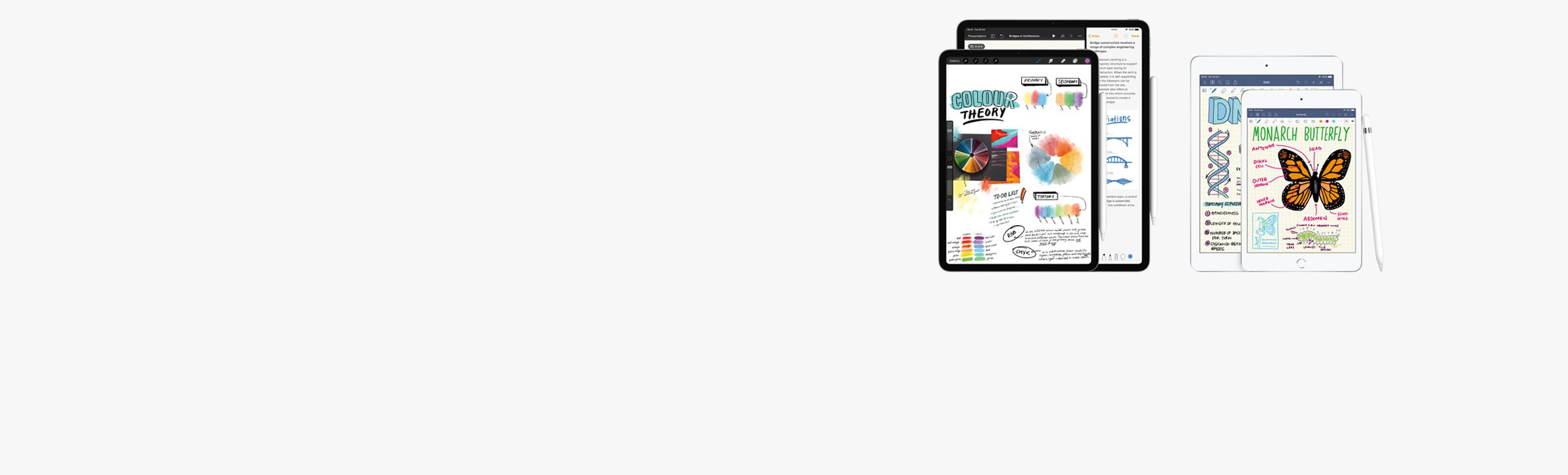 Apple | View All Tablets | John Lewis & Partners