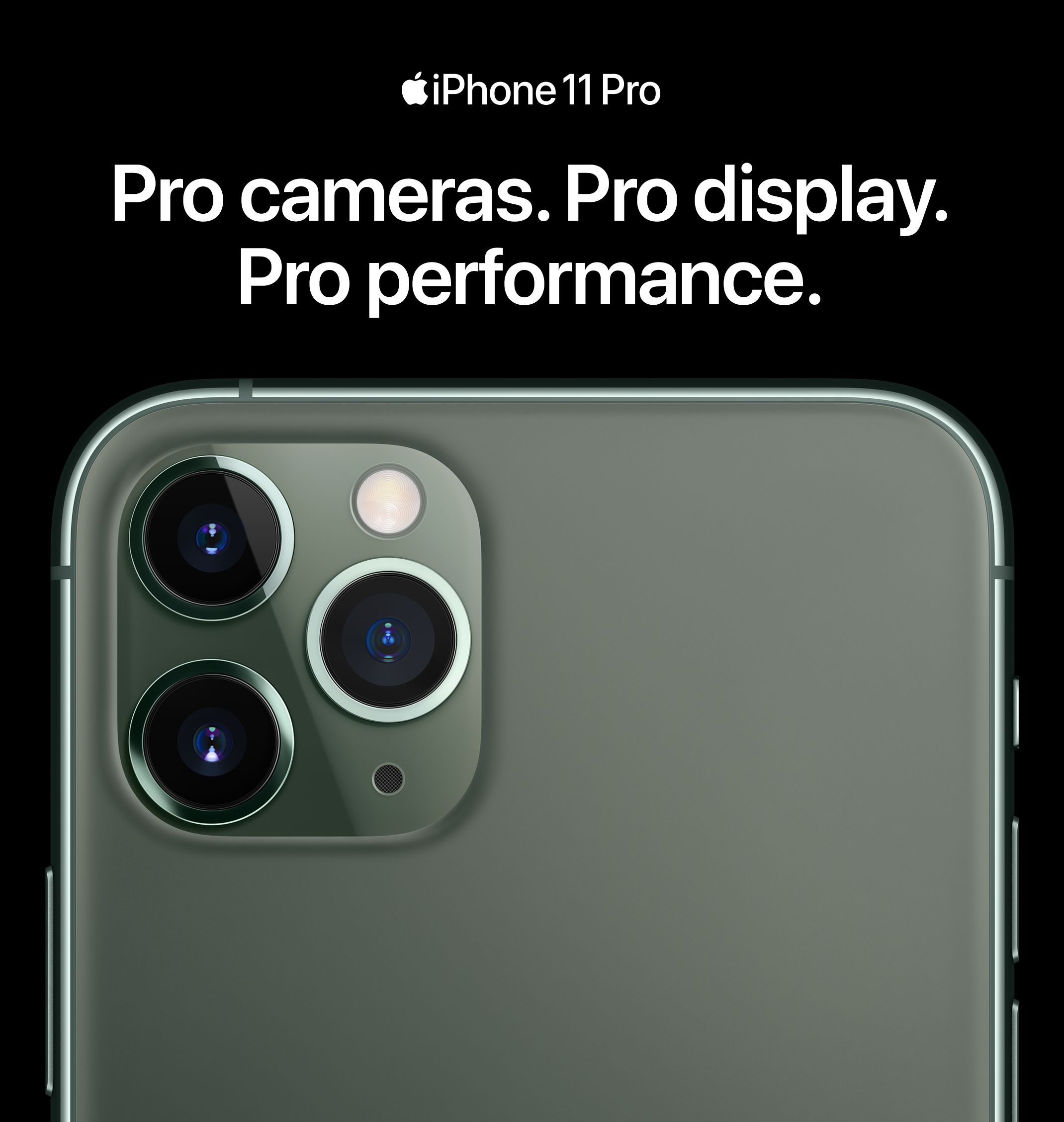Apple: iPhone 11 Pro 2019