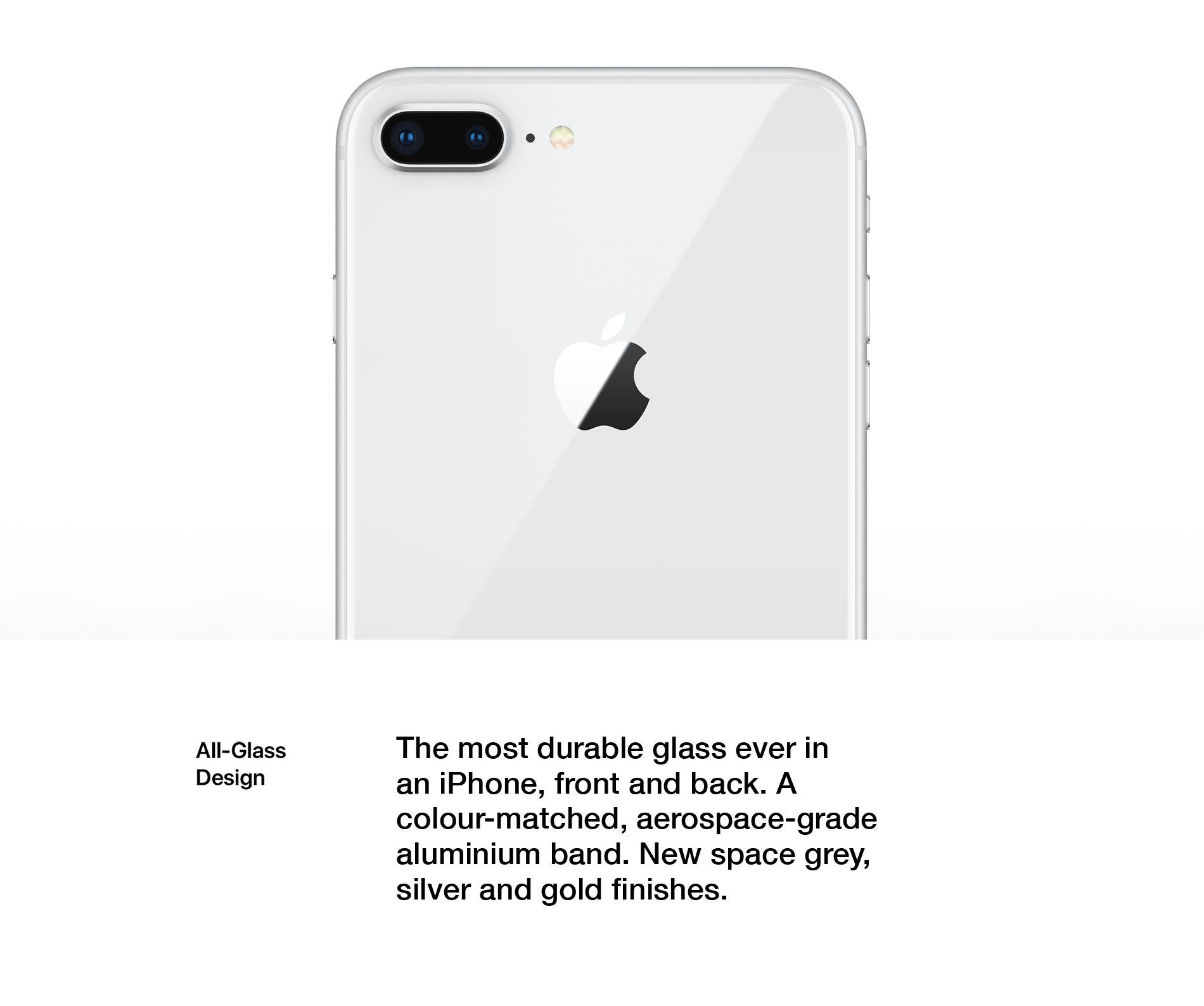 All-Glass Design