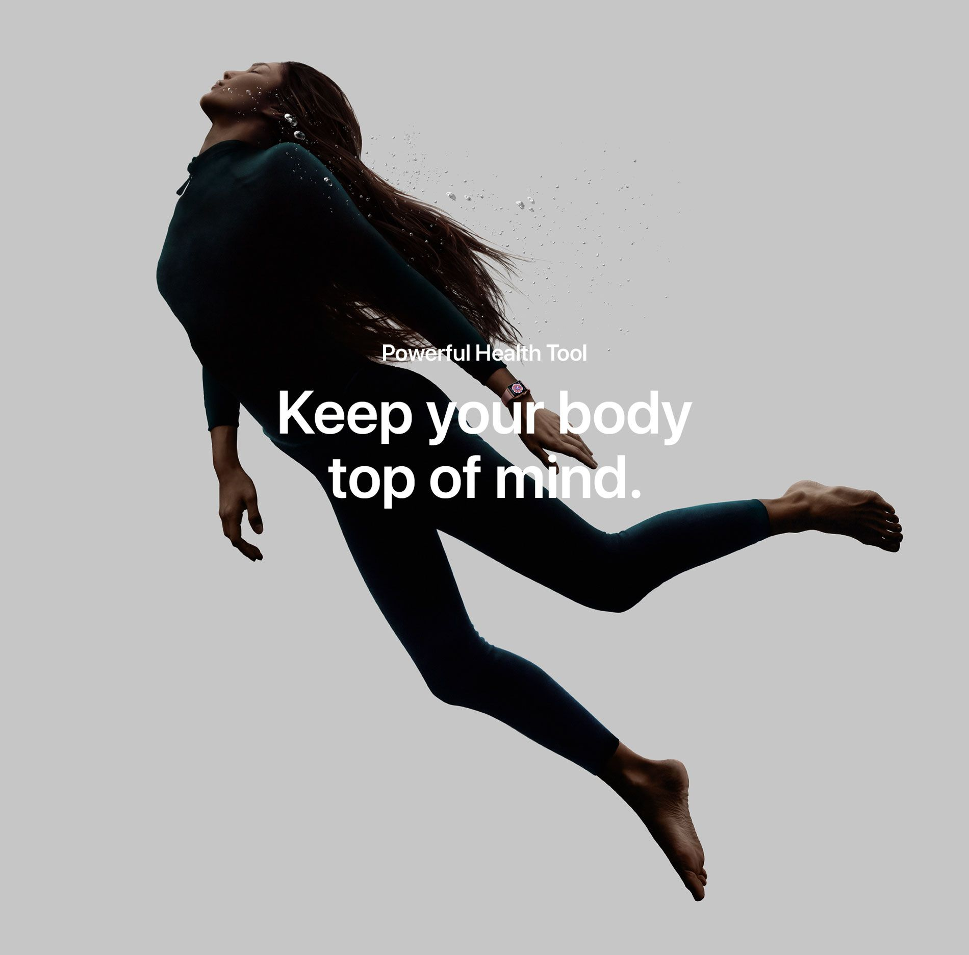 Powerful Health Tool - Keep your body top of mind