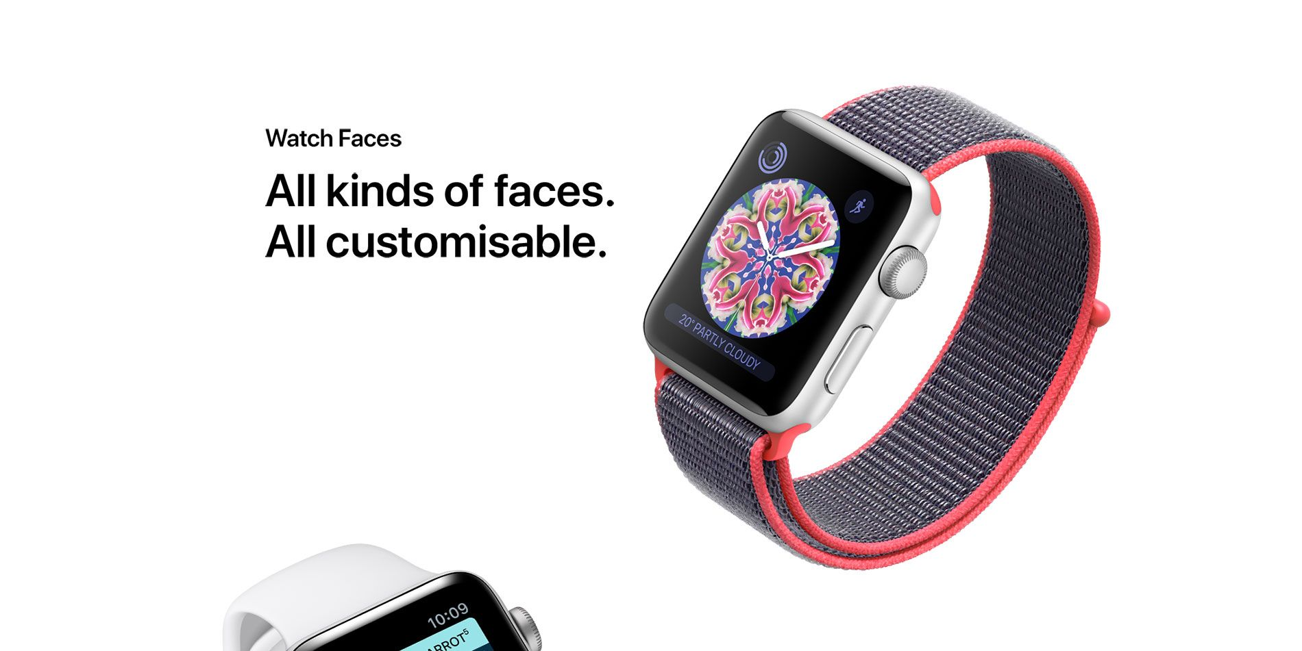 Watch Faces - All kinds of faces. All customisable.