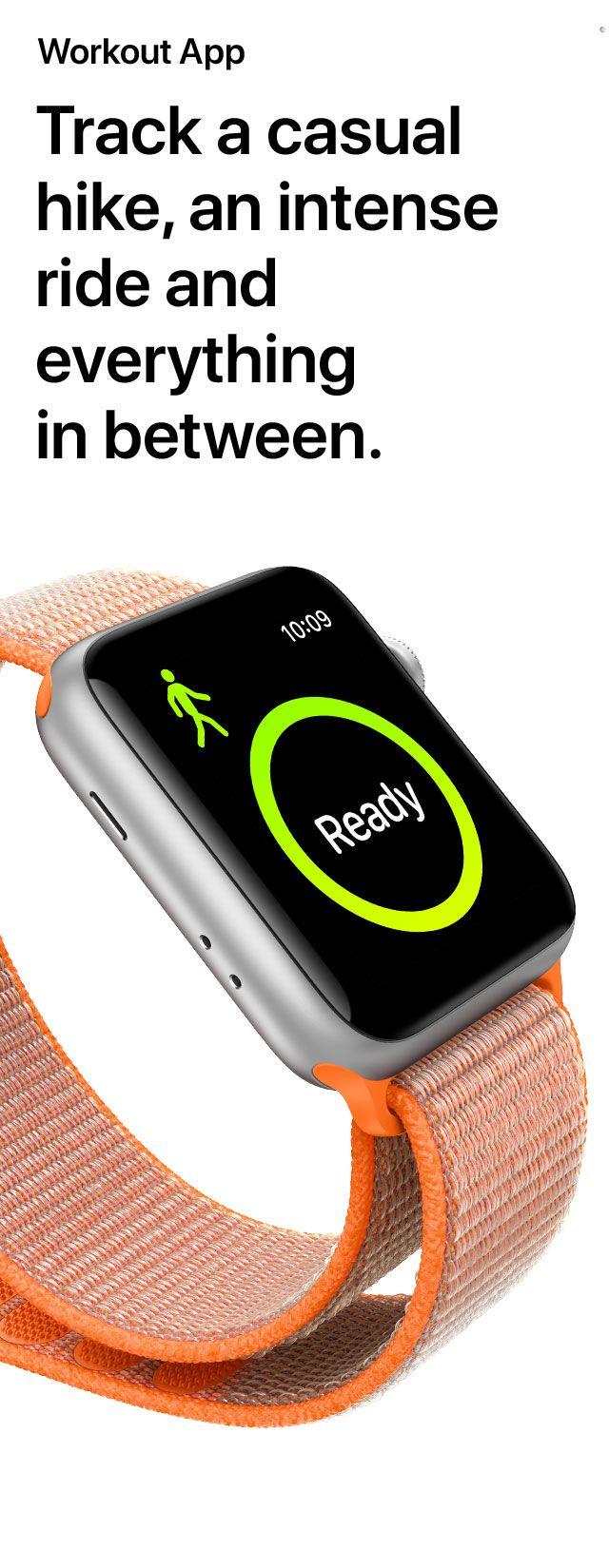 Ultimate Sports Watch - Take your workouts further