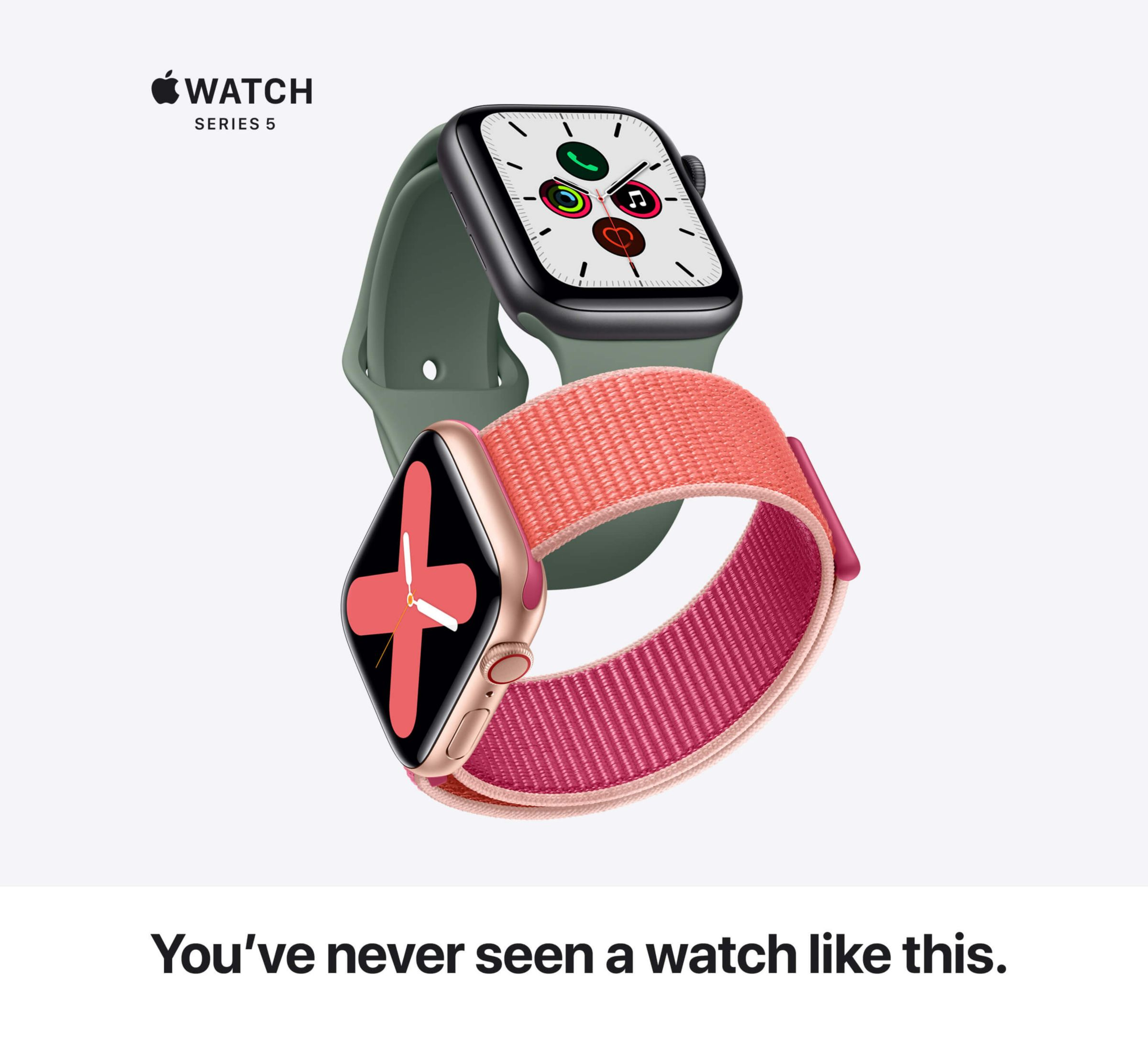 Apple Watch Series 5 Cellular