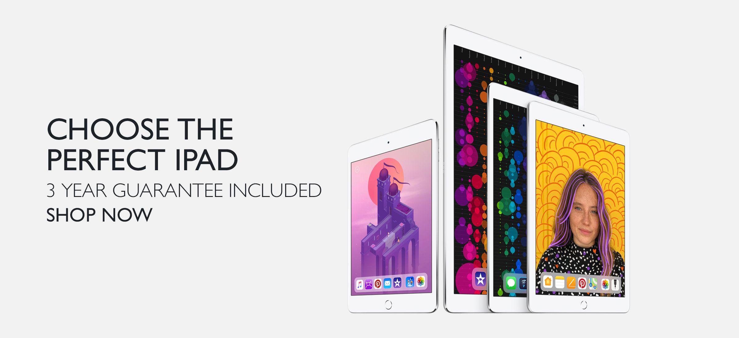 iPads & Tablets | Shop for Apple, Samsung, Lenovo Tablets | John Lewis