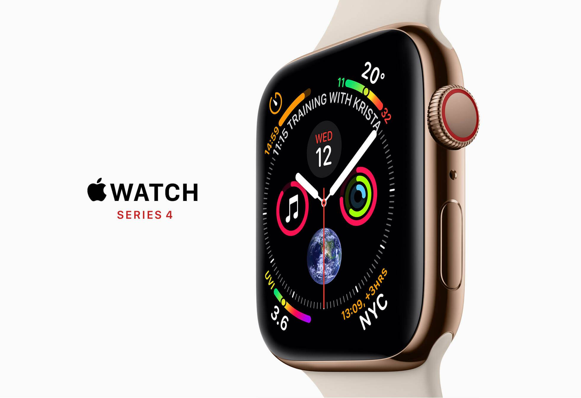7dacbbc803a Apple Watch Series 4 Cellular   GPS
