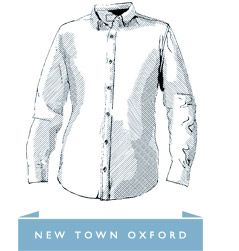 New town Oxford