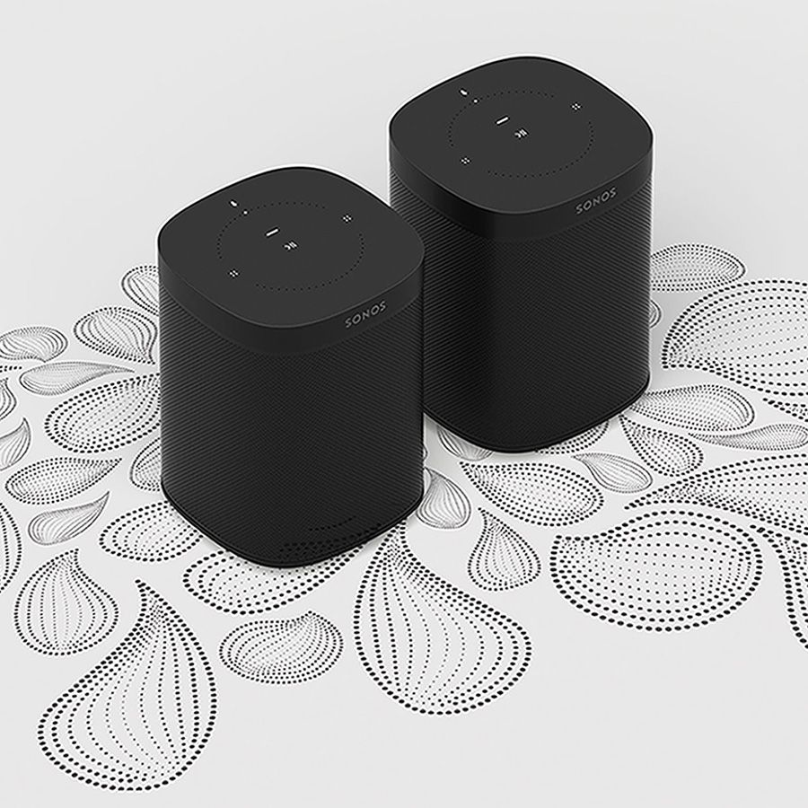 Sonos Speakers - One is Good. Two is Better.