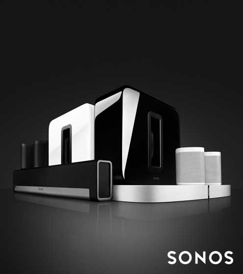 Home theatre for music lovers
