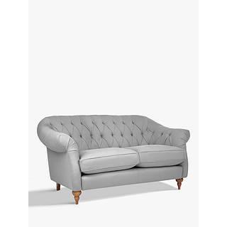 John Lewis Brompton Chesterfield Medium 2 Seater Sofa