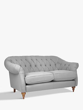 John Lewis Brompton Chesterfield Medium 2 Seater Sofa
