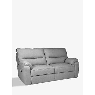 John Lewis Carlisle Small 2 Seater Manual Recliner Sofa