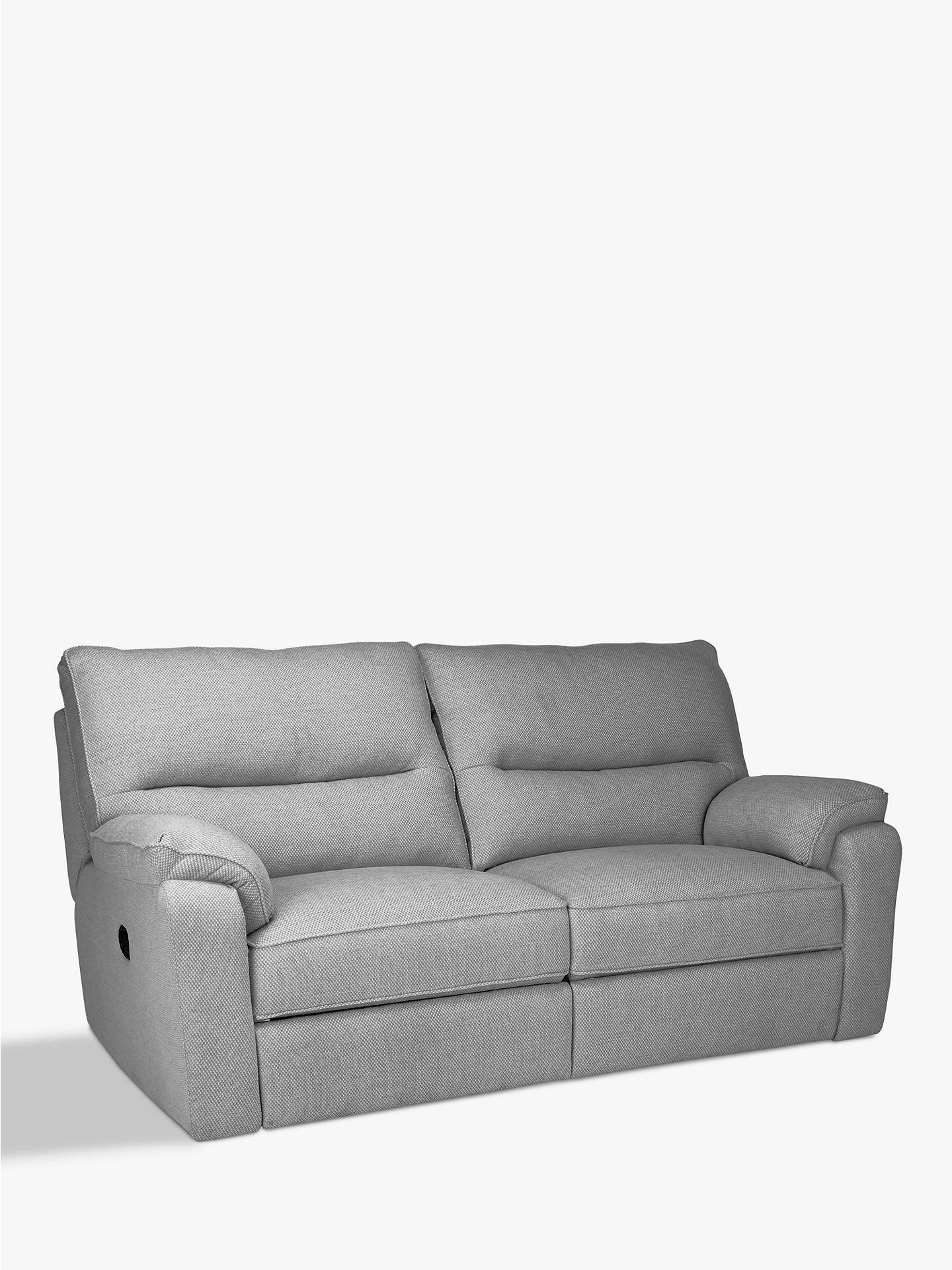 John Lewis & Partners Carlisle Small 2 Seater Power Recliner Sofa