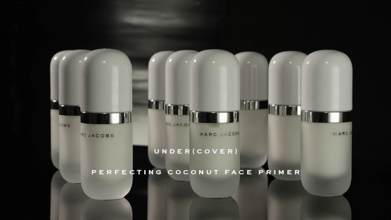Marc Jacobs Undercover Perfecting Coconut Face Primer Invisible Mac Fix 30ml At John Lewis Partners