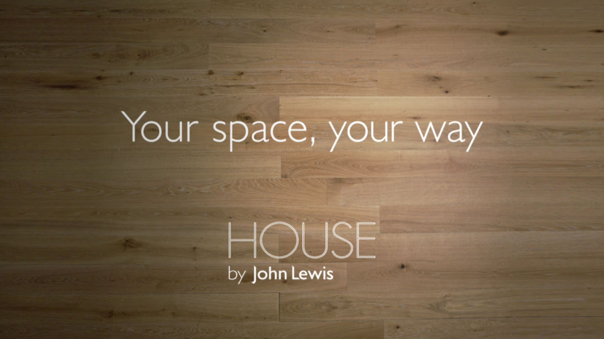 House by John Lewis Swag Ceiling Light
