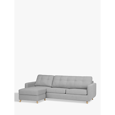 John Lewis Barbican LHF Chaise Sofa Bed with Storage