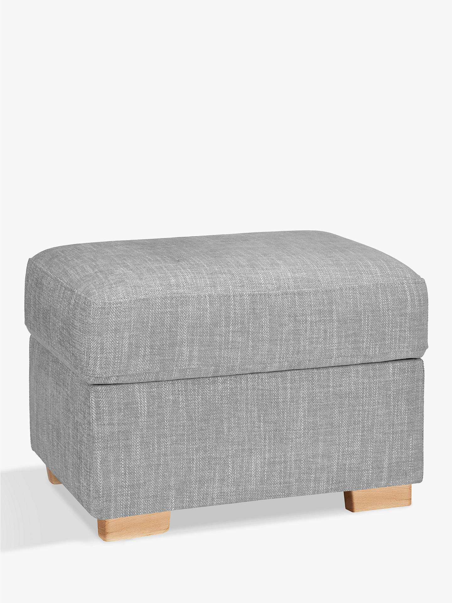 Ordinaire Buy John Lewis U0026 Partners Camden Storage Footstool Online At Johnlewis. ...
