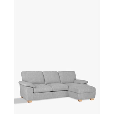 John Lewis Camden RHF Storage Chaise End Sofa Bed