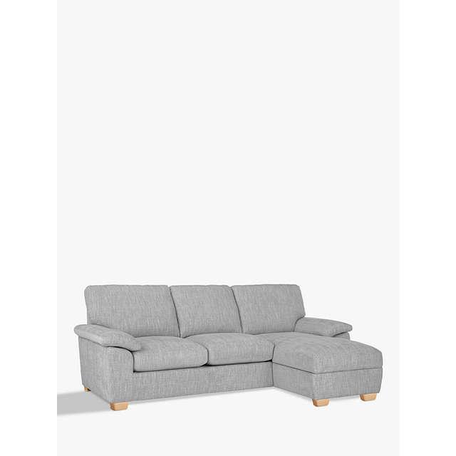 John Lewis Camden Rhf Storage Chaise End Sofa Bed Online At Johnlewis