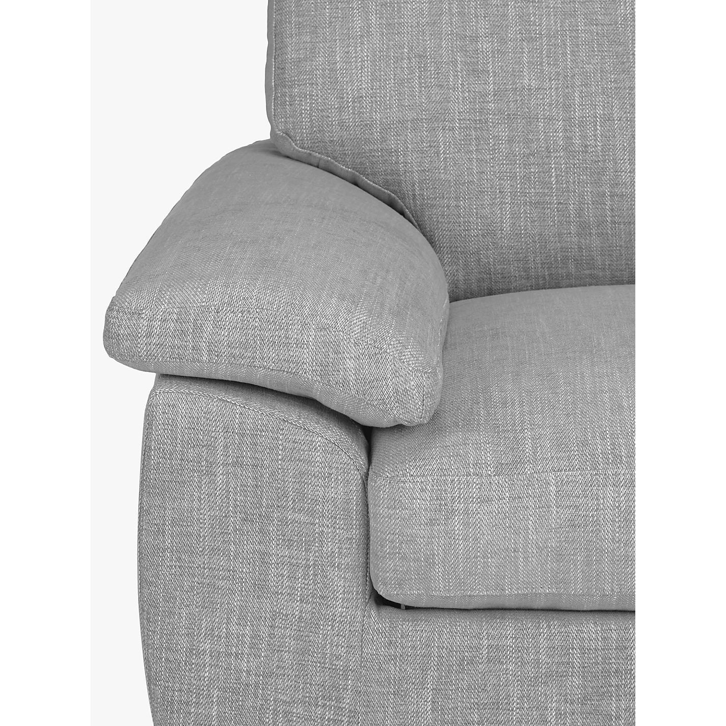 John Lewis Camden Medium 2 Seater Sofa Light Leg Arden Blue Grey Online
