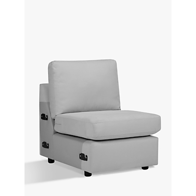 House by John Lewis Oliver Modular Single Armless Chair Unit