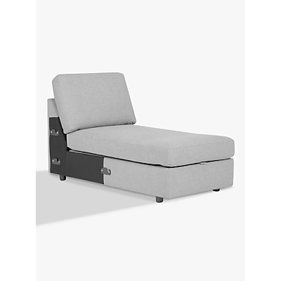 House by John Lewis Oliver Modular Storage Chaise Unit