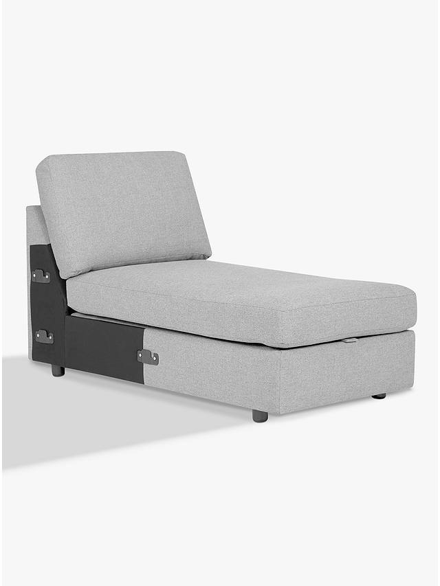 House by John Lewis Oliver Modular Storage Chaise Unit at John Lewis on chaise furniture, chaise sofa sleeper, chaise recliner chair,
