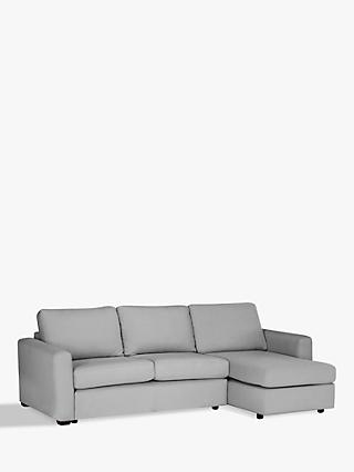 House by John Lewis Oliver Storage Chaise Sofa