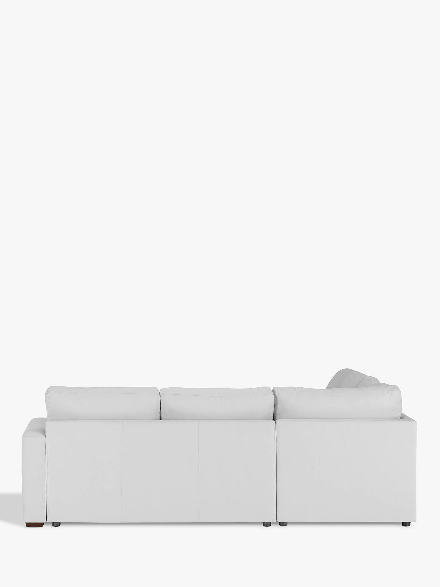 Buy House by John Lewis Oliver Corner Pack Modular Sofa, Light Leg, Pepper Blossom Online at johnlewis.com