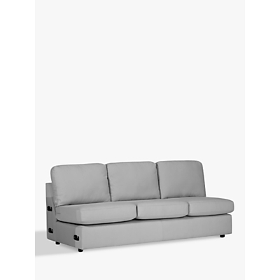 House by John Lewis Oliver Modular Grand 4 Seater Armless Sofa Unit