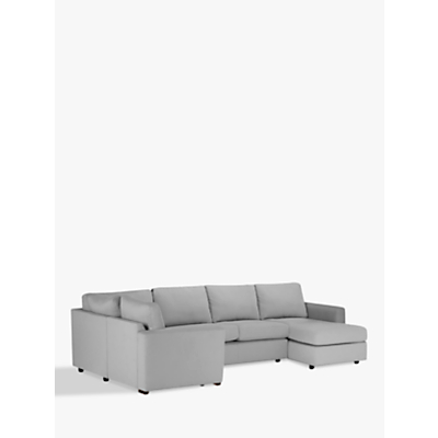 House by John Lewis Oliver Corner Chaise Sofa