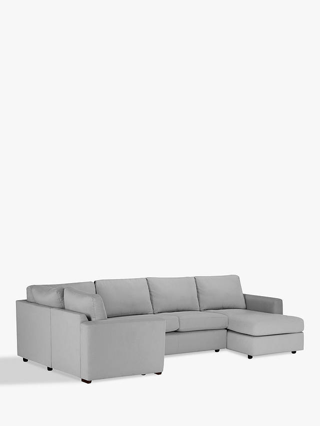 House by John Lewis Oliver Corner Chaise Sofa at John Lewis & Partners