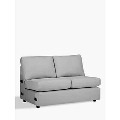House by John Lewis Oliver Modular Small 2 Seater Armless Sofa Unit