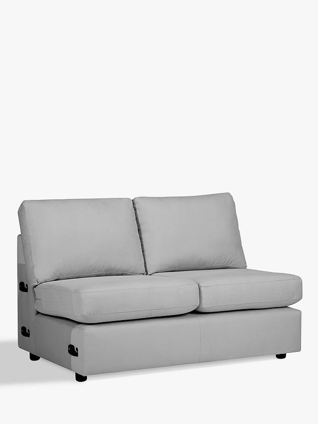 BuyHouse By John Lewis Oliver Modular Small 2 Seater Armless Sofa Unit  Online At Johnlewis.