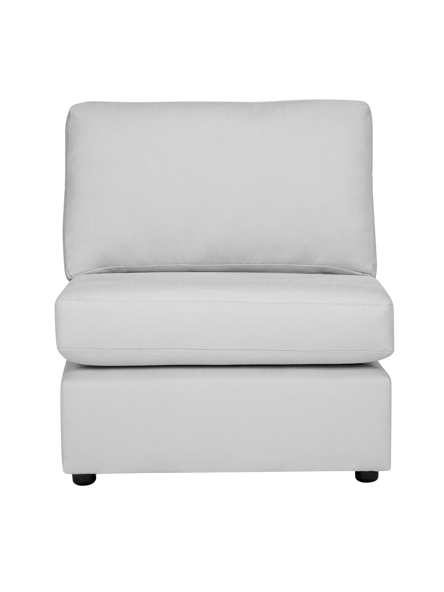 Buy House by John Lewis Oliver Modular Snuggler Armless Unit Online at johnlewis.com