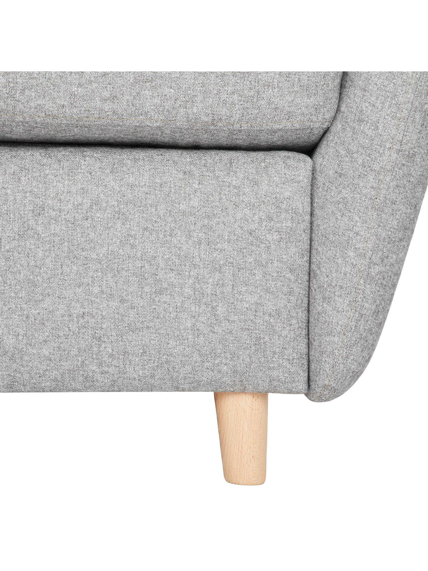 Prime House By John Lewis Arlo Lhf Chaise With Storage Sofa Bed Light Leg Squirreltailoven Fun Painted Chair Ideas Images Squirreltailovenorg