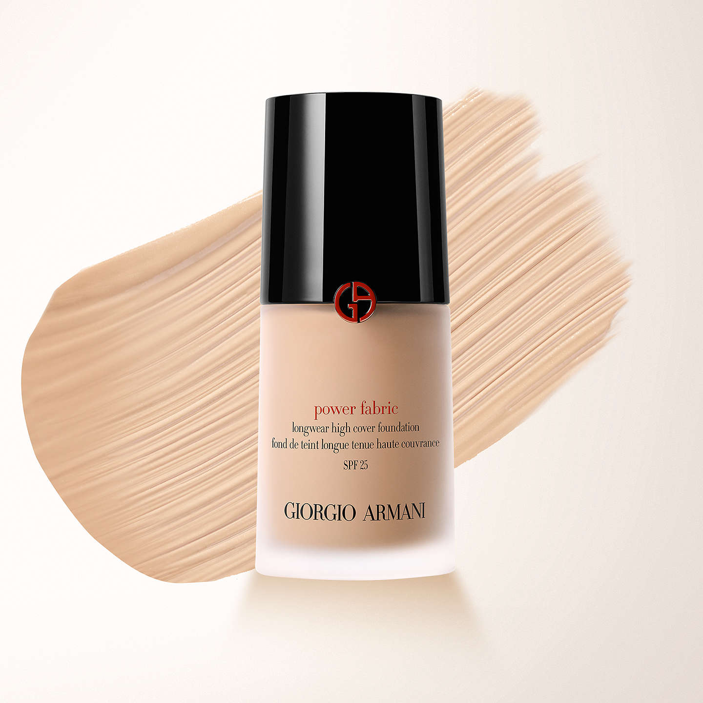 BuyGiorgio Armani Power Fabric Foundation, 5 Online at johnlewis.com