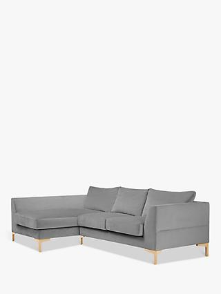 John Lewis & Partners Belgrave LHF Chaise End Sofa
