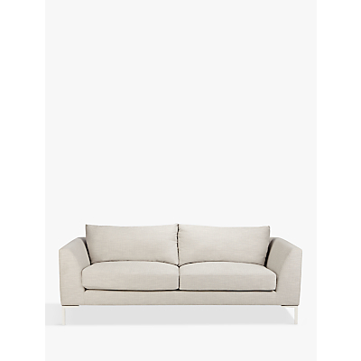 John Lewis & Partners Belgrave Medium 2 Seater Sofa, Metal Leg