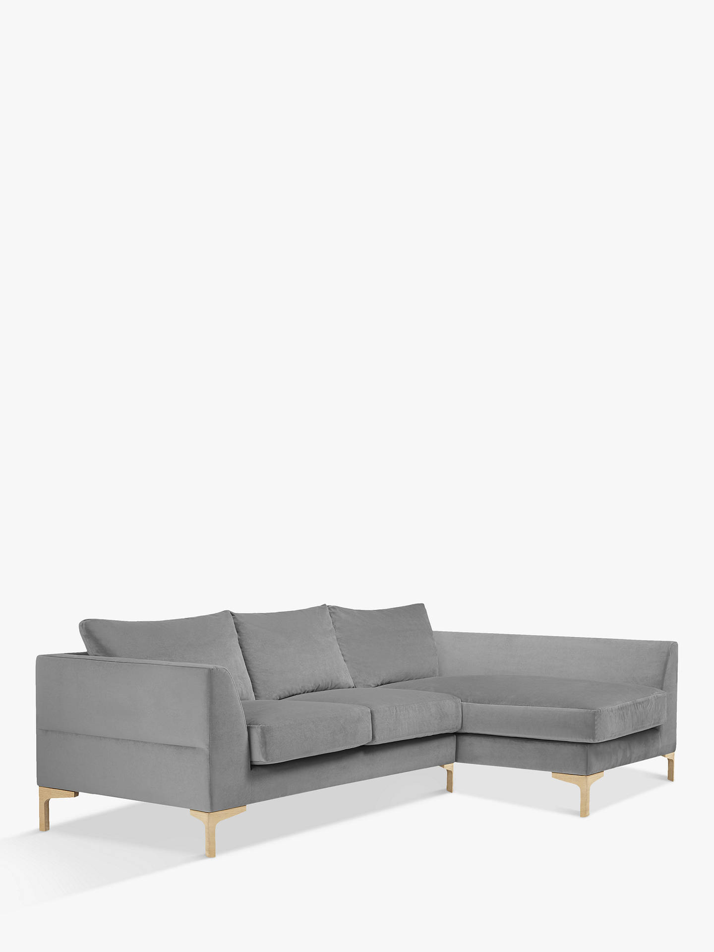 John Lewis & Partners Belgrave RHF Chaise End Sofa