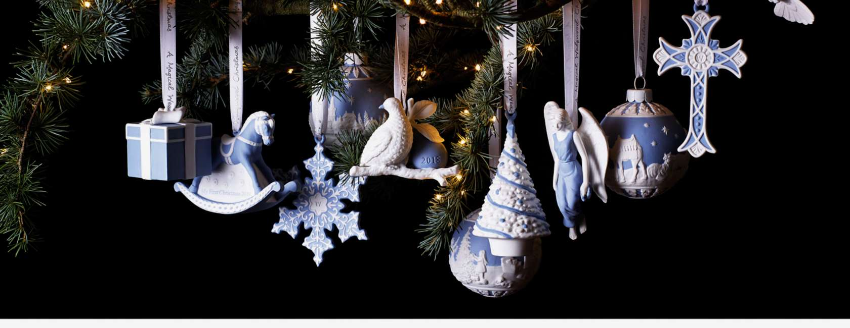 Wedgewood Christmas Collection
