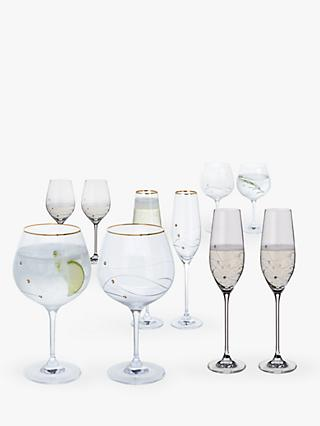 Dartington Crystal Glitz Glassware