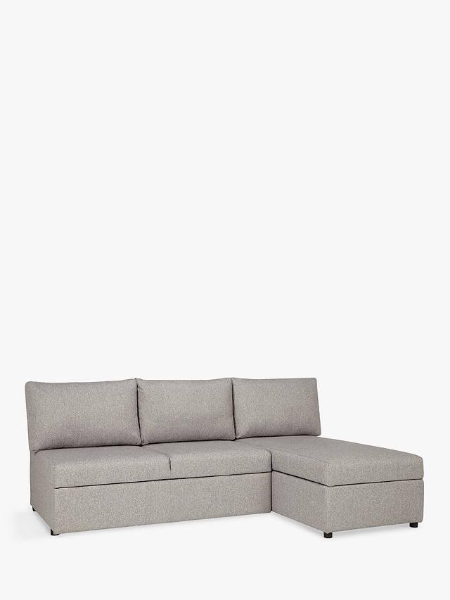 John Lewis Partners Sansa Armless Sofa Bed Online At Johnlewis