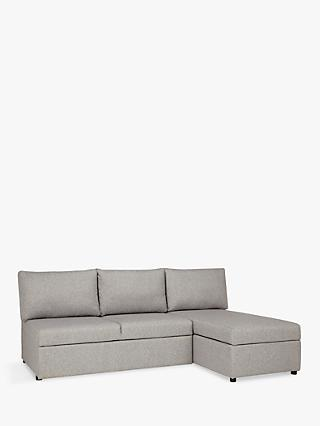 John Lewis & Partners Sansa Armless Sofa Bed