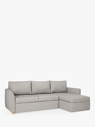 John Lewis & Partners Sansa Splayed Arm Sofa Bed