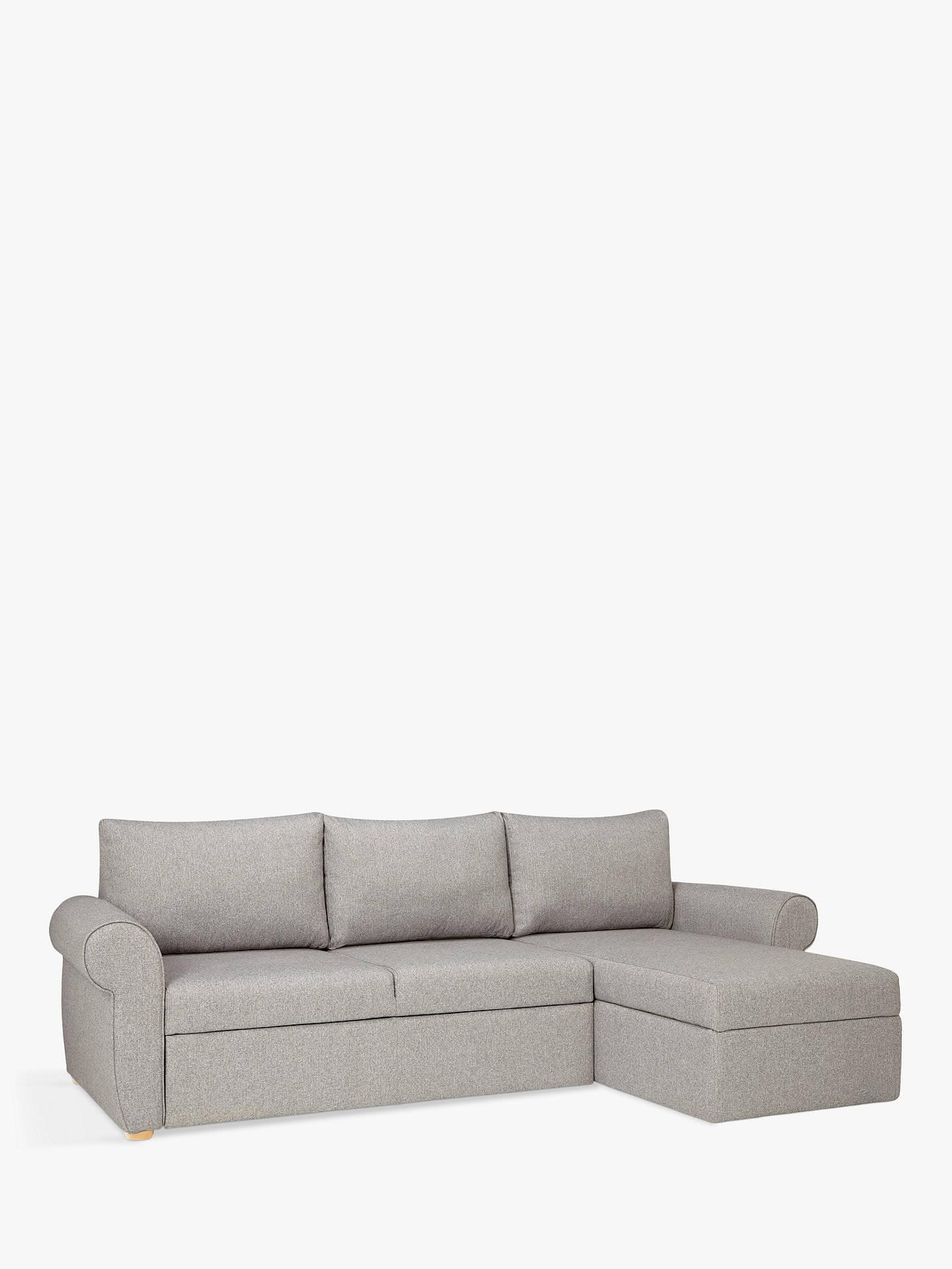 Strange John Lewis Partners Sansa Scroll Arm Sofa Bed Interior Design Ideas Clesiryabchikinfo