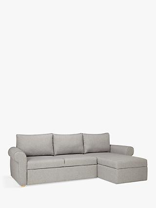 John Lewis & Partners Sansa Scroll Arm Sofa Bed