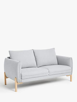 John Lewis & Partners Pillow Small 2 Seater Sofa