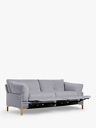 John Lewis & Partners Java II Motion Medium 2 Seater Sofa with Footrest Mechanism